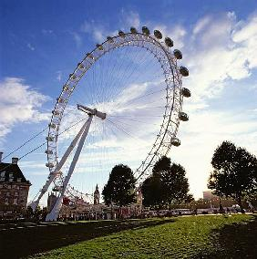 London Eye, Westminster