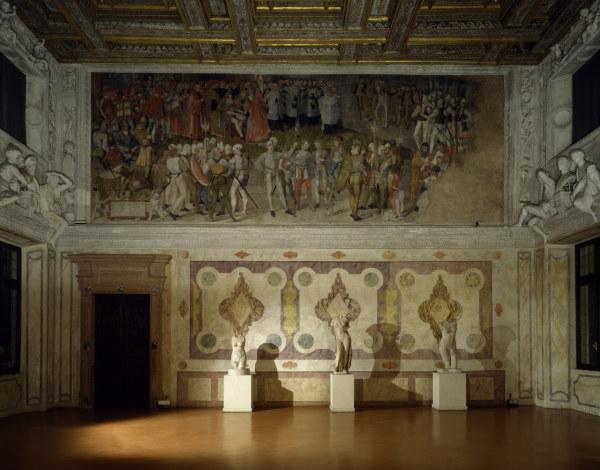 Mantua pal ducale sala dei capitani artist artist - Mantua bagni catalogo ...