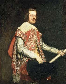Philip IV of Spain / Velásquez