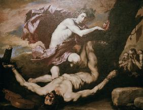 Ribera / Apollo and Marsyas / 1637