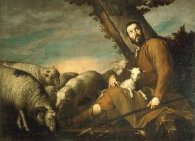 Ribera / Jacob with Laban s Flocks