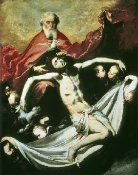 The Holy Trinity / Ribera