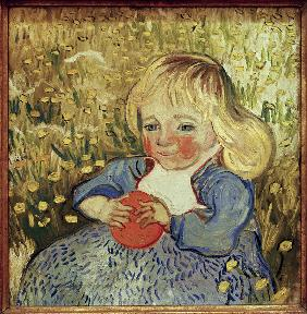 van Gogh / Child with orange / 1890