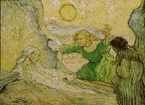 Van Gogh / Raising of Lazarus