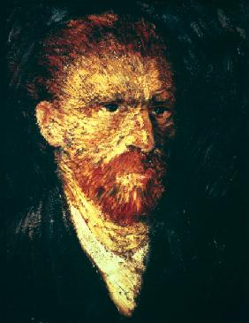 van Gogh / Self-portrait