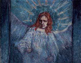 Van Gogh / The Angel / 1889