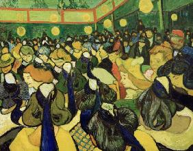 Vincent van Gogh /The Dancehall in Arles