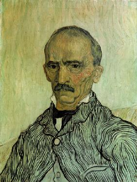V.van Gogh / Portrait of Trabuc