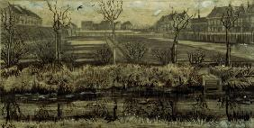V.van Gogh, Nursery on Schenkweg / Draw.