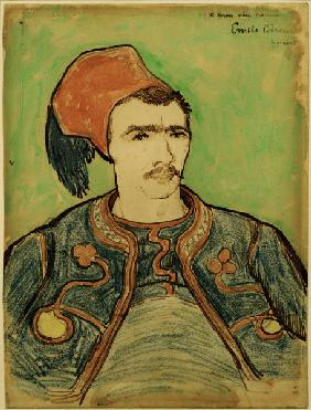 V.van Gogh, The Zouave / 1888