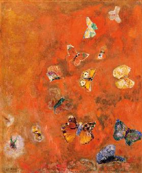 Evocation of Butterflies