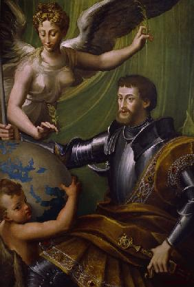 Allegorical Portrait of Charles V
