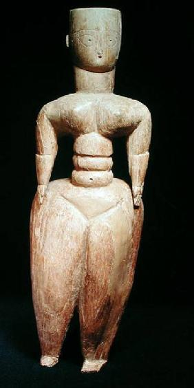 Female statue, from Khorasan, Iran