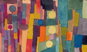 Paul Klee Piu Di 8 000 Opere Su Copia Di Arte Com 100 Anni Di Bauhaus Con Paul Klee