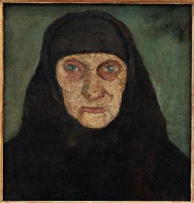 Head of Old Woman