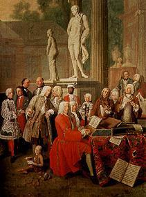 Court concert in Ismaning detail