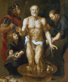 The dying Seneca.