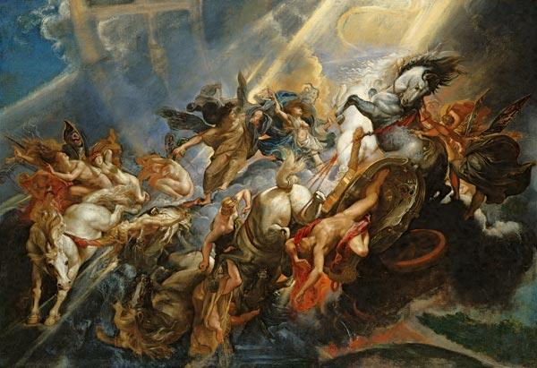 The Fall of Phaethon
