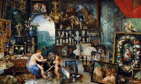 Brueghel and Rubens / Sight