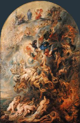 'Small' Last Judgement