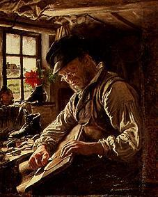 Age shoemakers in Arildsleje
