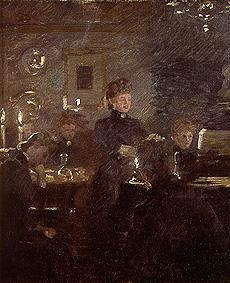 The soirée in Skagen
