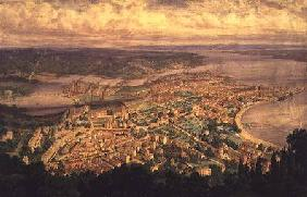 Southampton in the Year 1856