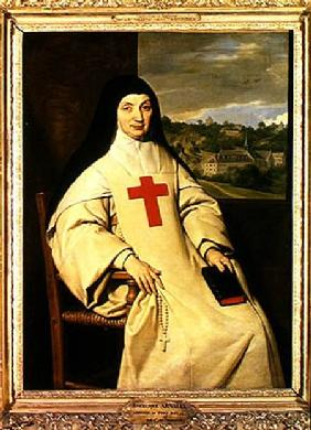 Mother Angelique Arnauld (1591-1661) Abbess of Port-Royal
