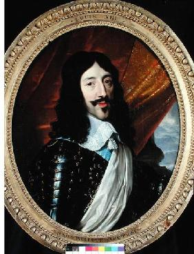 Portrait of Louis XIII (1601-43)