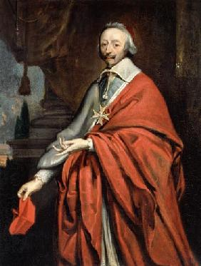 Portrait of Cardinal de Richelieu (1585-1642)