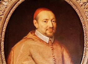 Portrait of Cardinal Pierre de Berulle (1575-1629) (detail)