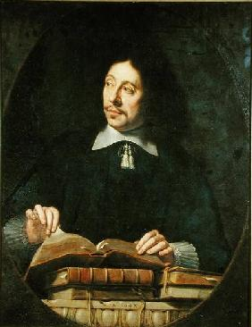 Portrait presumed to be Etienne Delafons