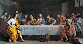 The Last Supper, called 'The Little Last Supper'