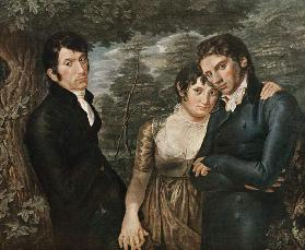 Philipp Otto Runge , Us Three