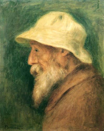 Ritratto di Pierre-Auguste Renoir