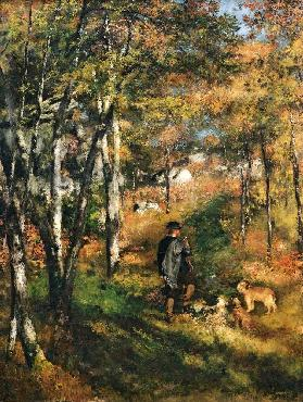 Renoir/The painter Jules Le Coeur/c.1866