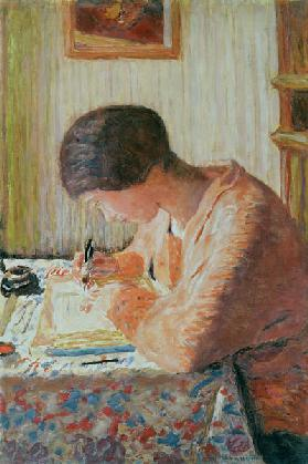 Writing Woman