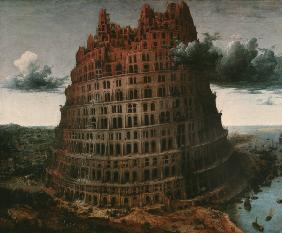 The Tower of Babel , Brueghel the Elder