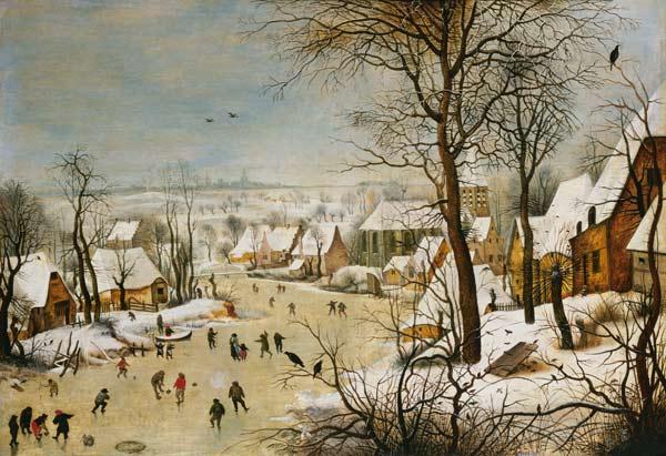 Pieter Brueghel il Giovane Riproduzioni e dipinti di COPIA-DI-ARTE.COM