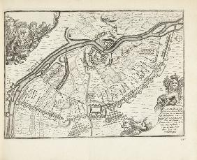 The Siege and Battle of Narva in 1700