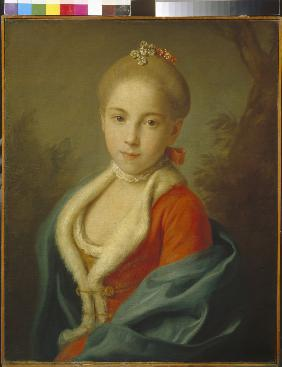 Portrait of Princess Catherine of Holstein-Beck (1750-1811)