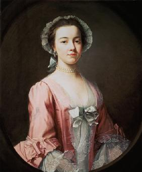Portrait of a Lady, said to be Mrs Ann Bowney