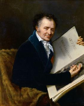 Portrait of Dominique-Vivant Denon (1747-1825)