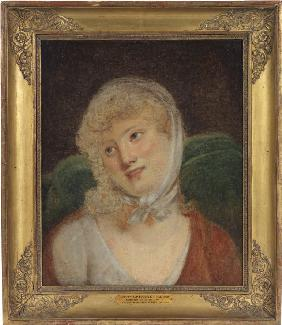 Portrait of Maria Countess Walewska (1786-1817)