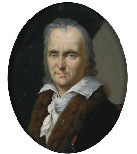 Portrait of the composer André Ernest Modeste Grétry (1741-1813)