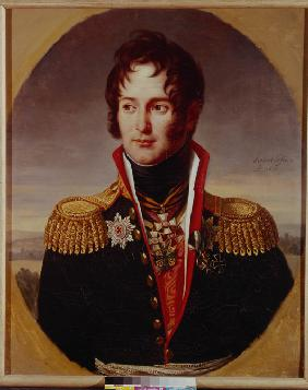 Portrait of Pyotr Alexandrovich Chicherin (1778-1848)