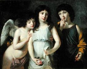 The Three Children of Monsieur Langlois