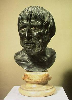 Head of Seneca (c.4 BC-65 AD)