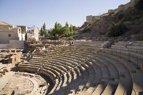 Ruins of the Roman Theatre (photo)
