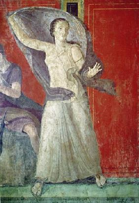 The Startled Woman, North Wall, Oecus 5